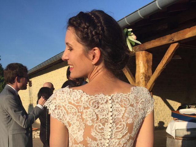 Le mariage de Guillaume et Katie à Port-en-Bessin-Huppain, Calvados 7