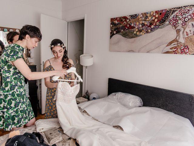 Le mariage de Olivier et Lucie à Vincennes, Val-de-Marne 6