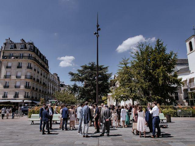 Le mariage de Olivier et Lucie à Vincennes, Val-de-Marne 11
