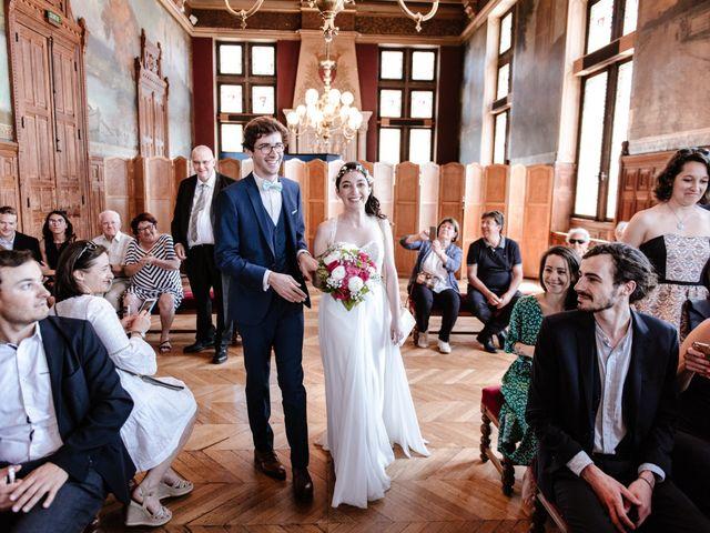 Le mariage de Olivier et Lucie à Vincennes, Val-de-Marne 13