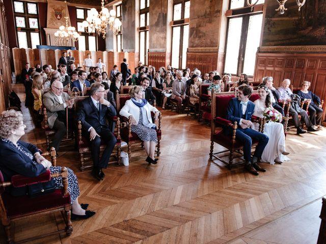 Le mariage de Olivier et Lucie à Vincennes, Val-de-Marne 14