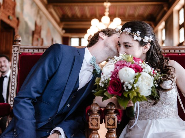 Le mariage de Olivier et Lucie à Vincennes, Val-de-Marne 15