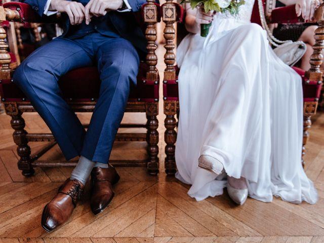 Le mariage de Olivier et Lucie à Vincennes, Val-de-Marne 16