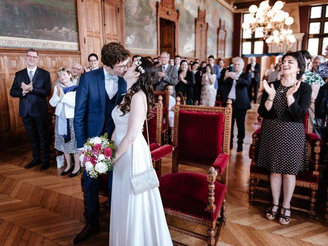 Le mariage de Olivier et Lucie à Vincennes, Val-de-Marne 19