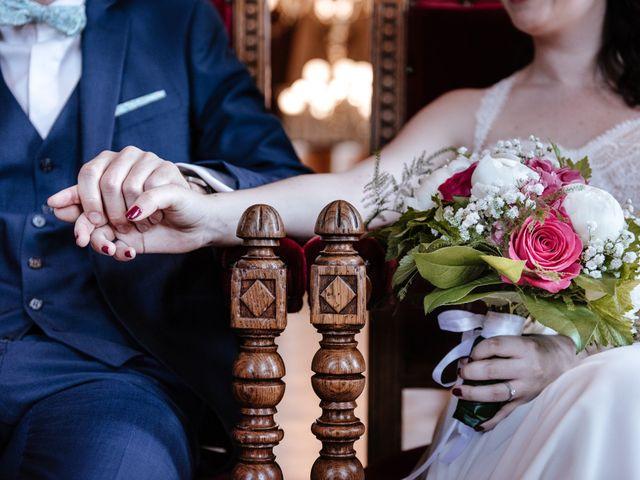 Le mariage de Olivier et Lucie à Vincennes, Val-de-Marne 20