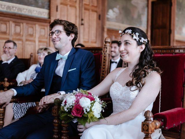 Le mariage de Olivier et Lucie à Vincennes, Val-de-Marne 21
