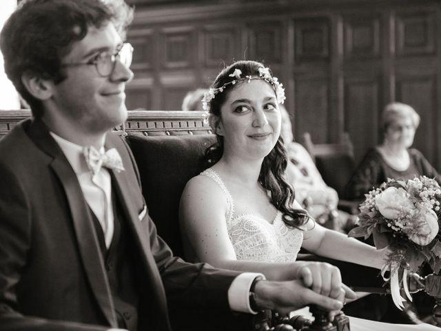 Le mariage de Olivier et Lucie à Vincennes, Val-de-Marne 23