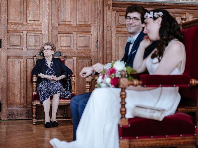 Le mariage de Olivier et Lucie à Vincennes, Val-de-Marne 26