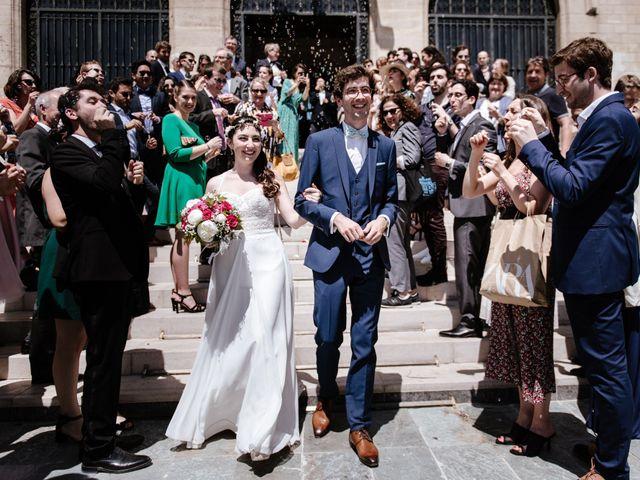Le mariage de Olivier et Lucie à Vincennes, Val-de-Marne 31