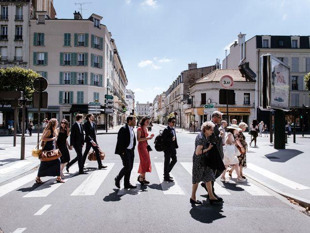 Le mariage de Olivier et Lucie à Vincennes, Val-de-Marne 34