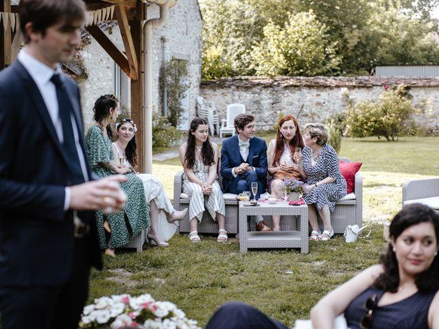 Le mariage de Olivier et Lucie à Vincennes, Val-de-Marne 45