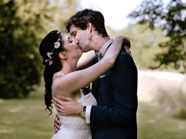 Le mariage de Olivier et Lucie à Vincennes, Val-de-Marne 1