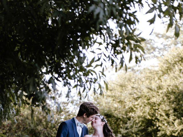 Le mariage de Olivier et Lucie à Vincennes, Val-de-Marne 57