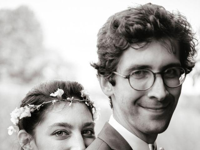 Le mariage de Olivier et Lucie à Vincennes, Val-de-Marne 60