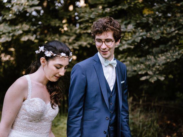 Le mariage de Olivier et Lucie à Vincennes, Val-de-Marne 62
