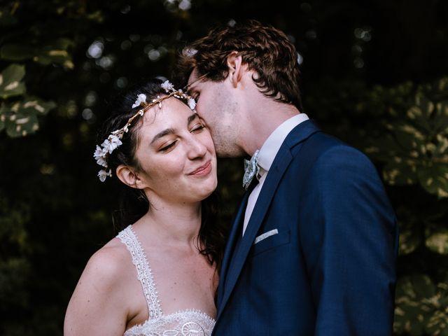 Le mariage de Olivier et Lucie à Vincennes, Val-de-Marne 66