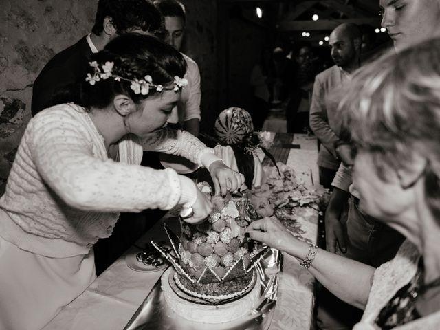 Le mariage de Olivier et Lucie à Vincennes, Val-de-Marne 80
