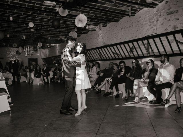 Le mariage de Olivier et Lucie à Vincennes, Val-de-Marne 82