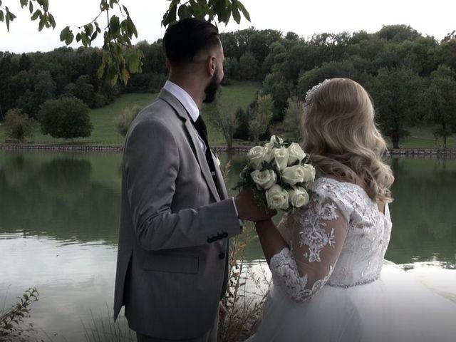 Le mariage de Abdallah et Shéréazade à Sallenôves, Haute-Savoie 4