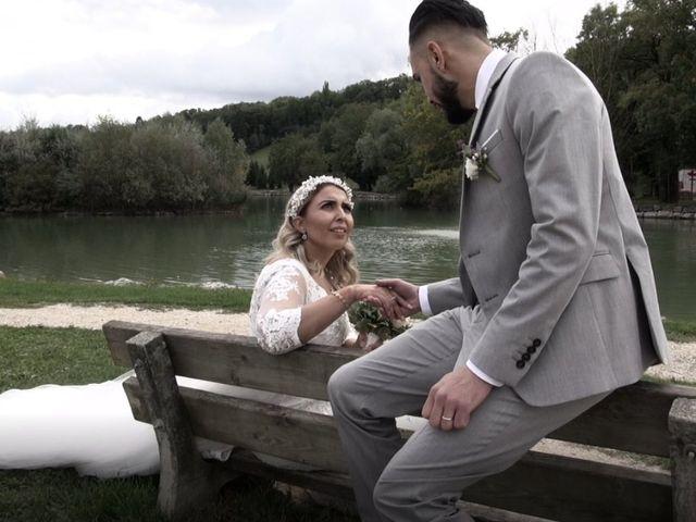 Le mariage de Abdallah et Shéréazade à Sallenôves, Haute-Savoie 5