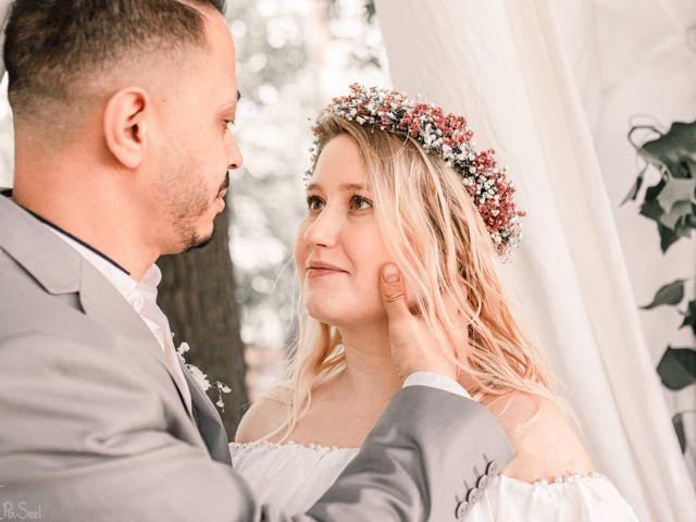 Le mariage de Hakim et Catalina à Erstein, Bas Rhin 10