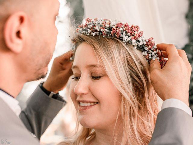 Le mariage de Hakim et Catalina à Erstein, Bas Rhin 12