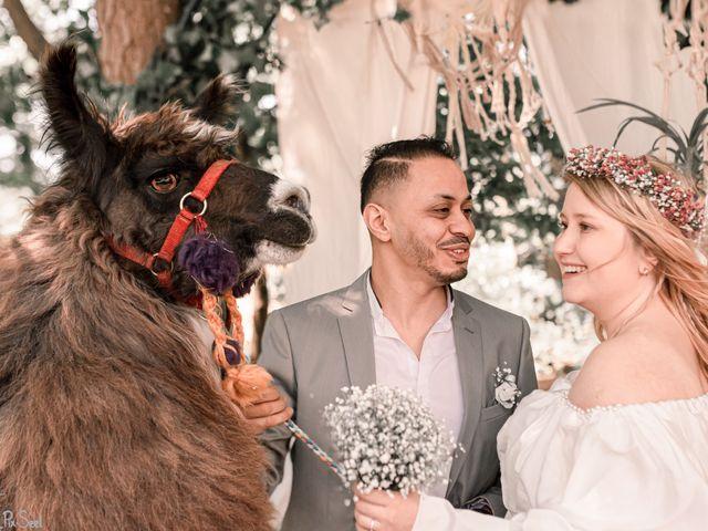 Le mariage de Hakim et Catalina à Erstein, Bas Rhin 13