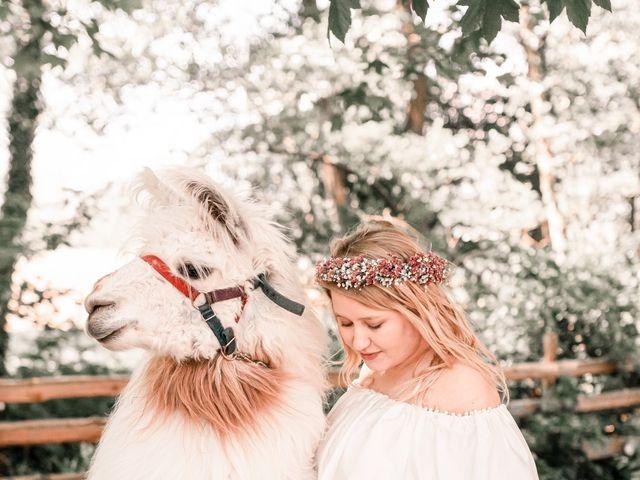 Le mariage de Hakim et Catalina à Erstein, Bas Rhin 14