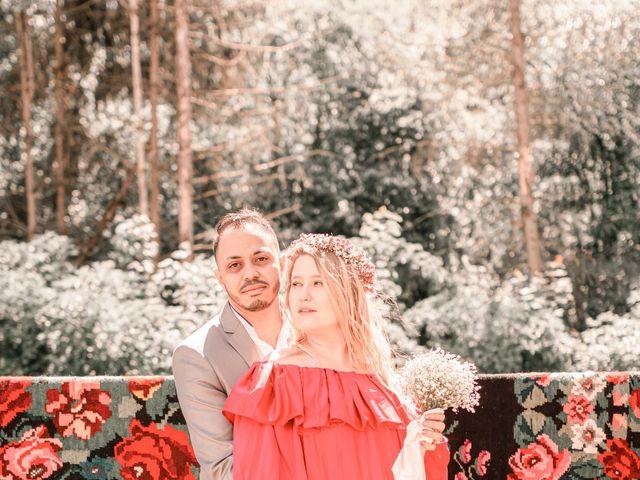 Le mariage de Hakim et Catalina à Erstein, Bas Rhin 16
