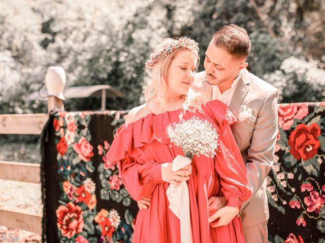 Le mariage de Hakim et Catalina à Erstein, Bas Rhin 17