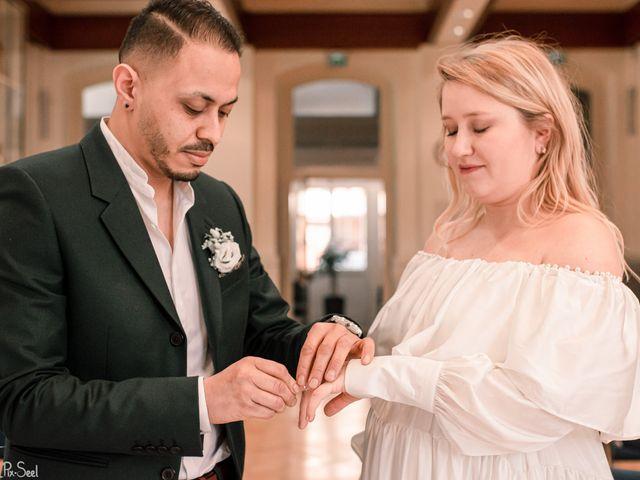 Le mariage de Hakim et Catalina à Erstein, Bas Rhin 20