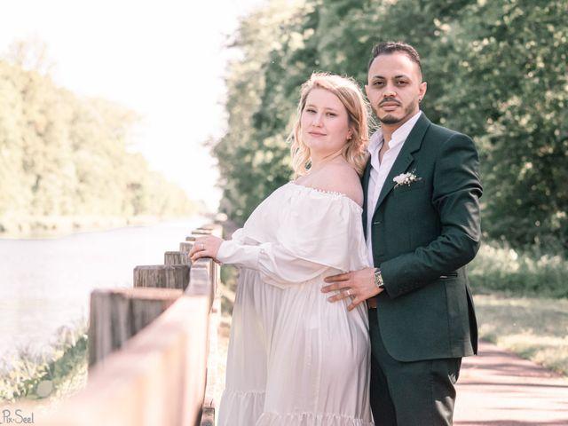 Le mariage de Hakim et Catalina à Erstein, Bas Rhin 23