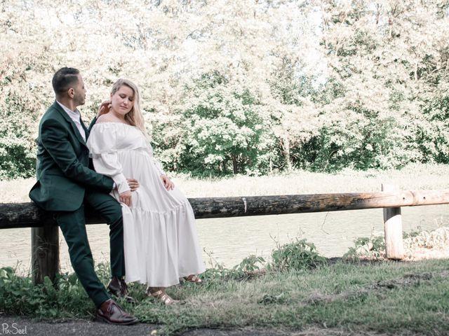 Le mariage de Hakim et Catalina à Erstein, Bas Rhin 26