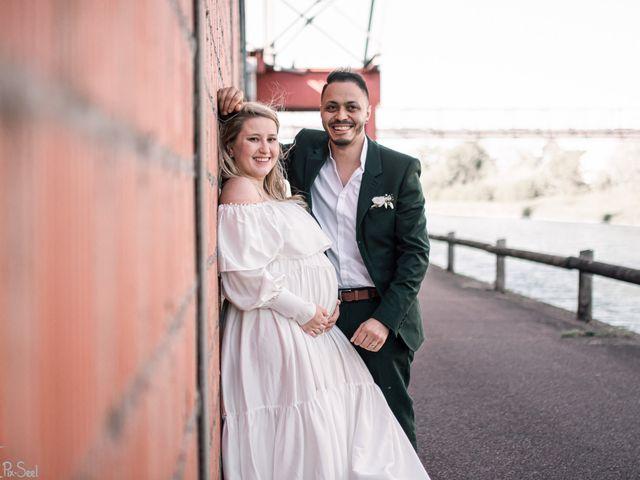 Le mariage de Hakim et Catalina à Erstein, Bas Rhin 30