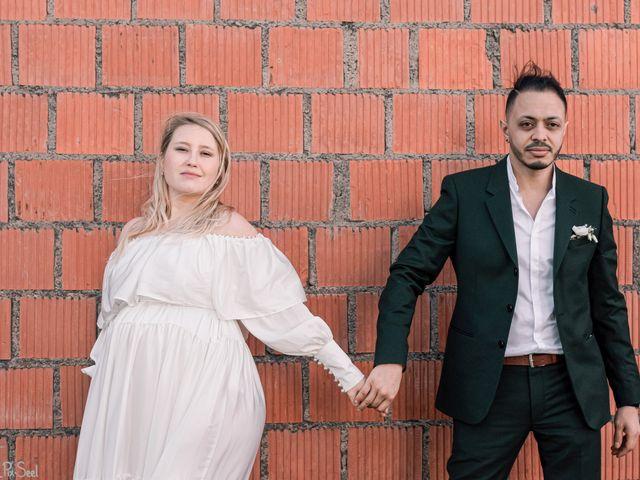 Le mariage de Hakim et Catalina à Erstein, Bas Rhin 33