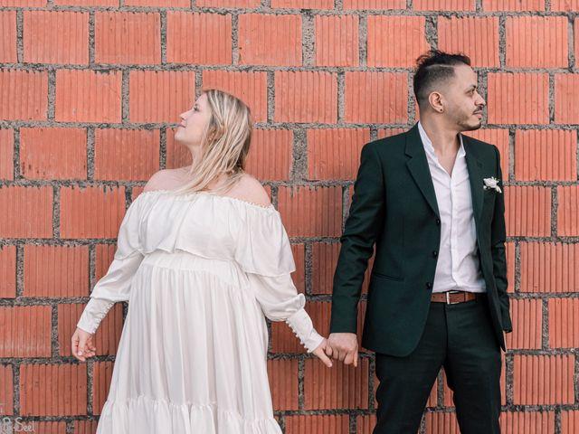 Le mariage de Hakim et Catalina à Erstein, Bas Rhin 34