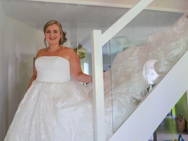 Le mariage de Charly et Pauline à Saint-Ouen-du-Mesnil-Oger, Calvados 1