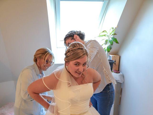 Le mariage de Charly et Pauline à Saint-Ouen-du-Mesnil-Oger, Calvados 4