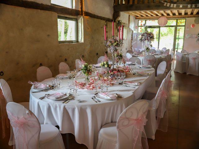 Le mariage de Charly et Pauline à Saint-Ouen-du-Mesnil-Oger, Calvados 20