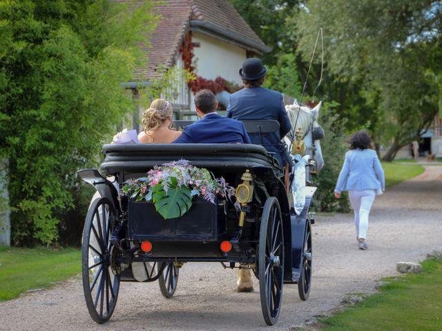 Le mariage de Charly et Pauline à Saint-Ouen-du-Mesnil-Oger, Calvados 23