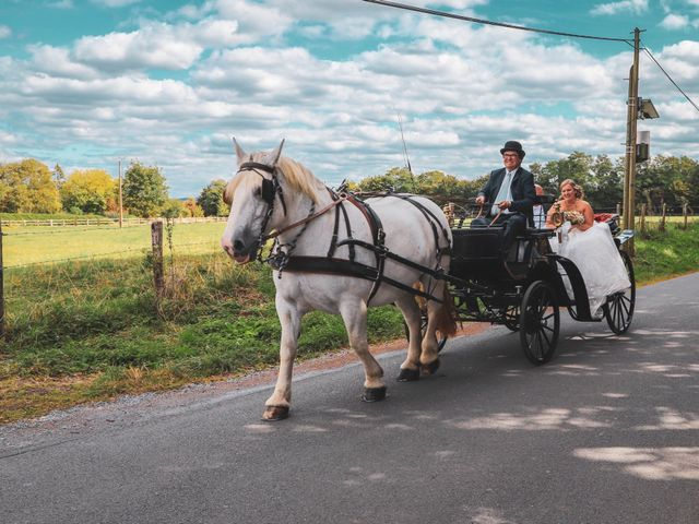 Le mariage de Charly et Pauline à Saint-Ouen-du-Mesnil-Oger, Calvados 27