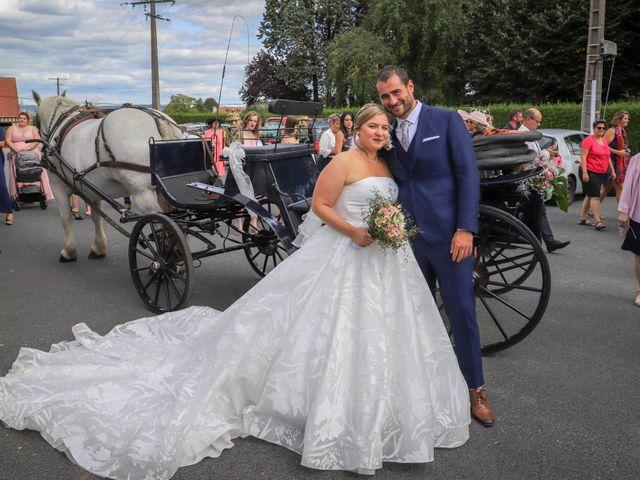Le mariage de Charly et Pauline à Saint-Ouen-du-Mesnil-Oger, Calvados 28