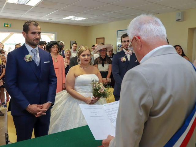 Le mariage de Charly et Pauline à Saint-Ouen-du-Mesnil-Oger, Calvados 29