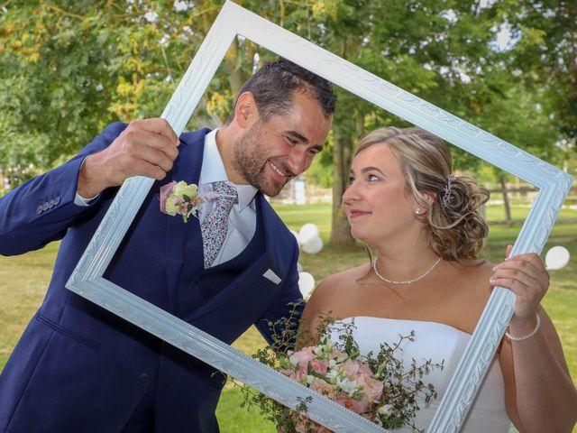 Le mariage de Charly et Pauline à Saint-Ouen-du-Mesnil-Oger, Calvados 32