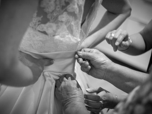 Le mariage de Vincent et Barbara à Bourg-des-Comptes, Ille et Vilaine 7