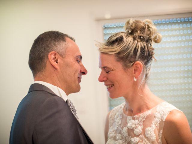 Le mariage de Vincent et Barbara à Bourg-des-Comptes, Ille et Vilaine 9