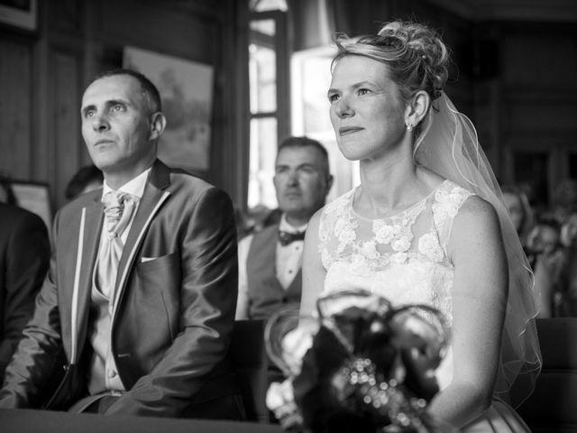 Le mariage de Vincent et Barbara à Bourg-des-Comptes, Ille et Vilaine 23