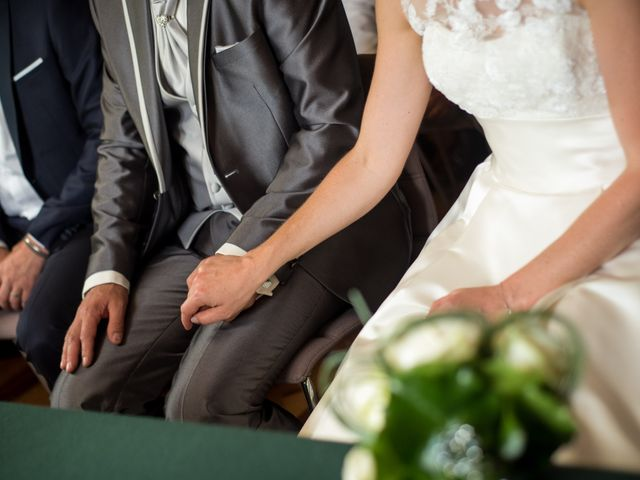 Le mariage de Vincent et Barbara à Bourg-des-Comptes, Ille et Vilaine 24