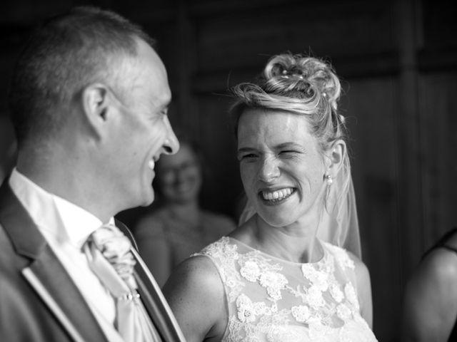 Le mariage de Vincent et Barbara à Bourg-des-Comptes, Ille et Vilaine 27