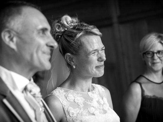Le mariage de Vincent et Barbara à Bourg-des-Comptes, Ille et Vilaine 28